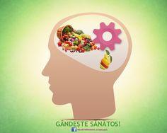 """""""Să ai conştiinţa sănătoasă şi vei fi sănătos trupeşte."""" - George Enescu #TomorrowIsNow #quote #campaign #food #thinking #thoughts #health #nutrition #human"""