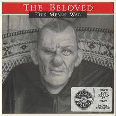 """For Sale -The Beloved This Means War UK  7"""" vinyl single (7 inch record)- See this and 250,000 other rare and vintage records & CDs at http://eil.com/"""