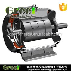 Max 600w low speed rare earth brushless permanent magnet generator source 50 rpm permanent magnet alternator generator 20kw alternator low speed alternator on mibaba solutioingenieria Images