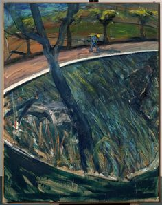 Francis Bacon | Study for a Landscape of Van Gogh, 1957