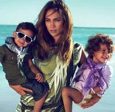 Max & Emme Anthony (Jennifer Lopez * Marc Anthony)