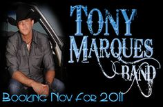 Another must see while in Vegas - Tony Marques Band (the house band at Toby Keith's)!