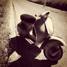 My 1963 old vespa !