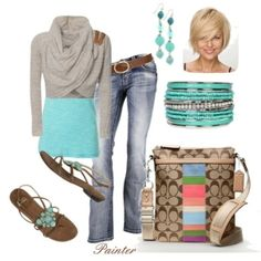 created by mels777 on Polyvore by carlene