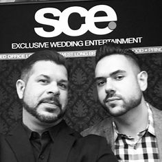 PK & JC Representing the SCE Event Group at the Brownstone House Food…