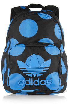 adidas Originals + Pharell Williams Dear Baes polka-dot canvas backpack    NET-A 8941bebd2d