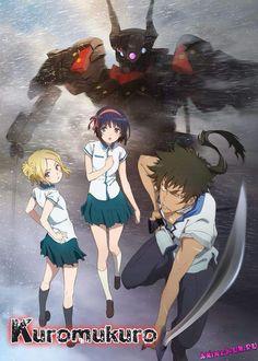 Kuromukuro & Shonen Maid - First Impressions   Anime Amino