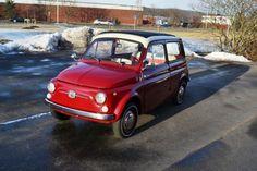 Fiat 500 Giardinera  Chilometraggio: 118900 km  Anno: 1972  Corpo: Stazione vagone  Variante: Giardinera – quale vicino ha!  Classe di IVA: Passeggero - See more at: http://annuncigratistop.it/ads/fiat-500-giardinera/#sthash.Jg2IDfWn.dpuf
