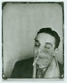 Herbert Huncke. Beat Poets are so punk rock.