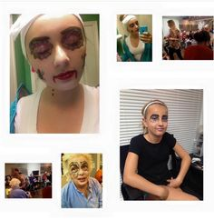 Special Effects Makeup, Halloween Makeup, Extended Education, Pro Soto Beauty Studios