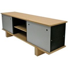 'NUAGE' Credenza  -  CHARLOTTE PARRIAND   From a unique collection of antique and modern credenzas at http://www.1stdibs.com/furniture/storage-case-pieces/credenzas/