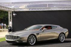 Aston Martin Virage Shooting Brake Zagato Centennial