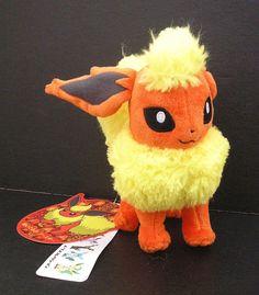 http://www.amazon.com/Pokemon-Center-Pokedoll-Black-White/dp/B00AAYOGW4/ref=sr_1_20?s=toys-and-games&ie=UTF8&qid=1417075046&sr=1-20&keywords=FLareon+PLush