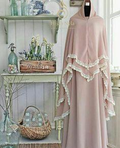 Hijab Gown, Hijab Style Dress, Abaya Fashion, Fashion Dresses, Muslimah Clothing, Party Wear Indian Dresses, Moslem Fashion, Dress Brokat, Baby Frocks Designs