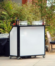 Mobile bartending supplies