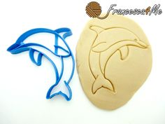 Dolphin Cookie Cutter/Multi-Size by Francesca4me on Etsy