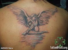 ?? Love Tattoos, Unique Tattoos, Body Art Tattoos, Small Tattoos, Tatoos, Fairy Tattoo Designs, Music Tattoo Designs, Tattoo Sleeve Designs, Elfen Tattoo