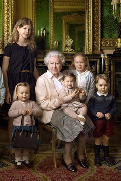 Happy 90th birthday Your Majesty!