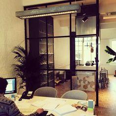d-CONCRETE DARK® EOF | EYE ON FASHION  Antwerp HQ | The Boss #office #lighting #fashion  {www.eyeonfashion.be} Office Lighting, Antwerp, Oversized Mirror, Concrete, Boss, Eye, Dark, Furniture, Home Decor