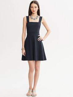 shopstyle.com: Milly Collection Fit and Flare Dress