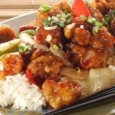A simple Sweet and Sour Pork recipe that is great served with rice.