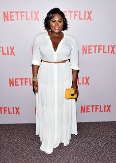 celebritiesofcolor:  Danielle Brooks attends Netflix's 'Orange Is The New Black' For Your Consideration screening and Q&A at Directors Guild Of America on May 20, 2015 in Los Angeles, California.