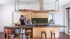 Found on Fisher Paykel's website. Designer: Natalie Du Bois, Kitchen Manufacturer: Hewe Kitchen & Interiors