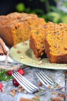 gluten free cinnamon sweet potato bread