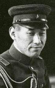 Masazumi Inada (稲田 正純 Inada Masazumi?, 27 August 1896 – 24 January 1986) was a lieutenant general in the Japanese Imperial Army during World War II.