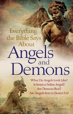 Free Book - Everything the Bible Says About Angels and Demons, by Baker Publishing Group, is a repeat freebie in the Kindle store and from Barnes & Noble and ChristianBook, courtesy of Christian publisher Bethany House.