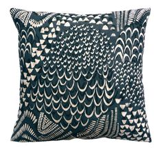 Imogen Heath : Starling Dark Cushion
