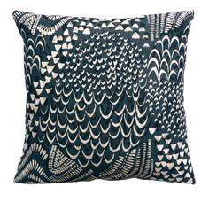 Imogen Heath : Starling Dark Cushion