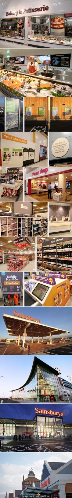 Osainsbury's once again set a new benchmark for supermarket retailing with their latest store which opened in Leicester in November 2013. - created on 2014-09-13 13:27:38