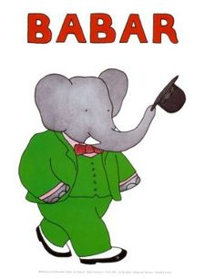 The Story of Babar - always wanted Bon Bons after reading this!