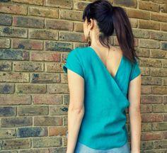 Turquoise DIAMOND, Grains de Couture - Hommes & Femmes, Ivanne SOUFFLET, by House of Pinheiro