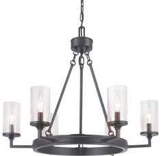 Buy the Progress Lighting Graphite Direct. Shop for the Progress Lighting Graphite Gresham 6 Light Wide Taper Candle Chandelier and save. Farmhouse Chandelier Lighting, Sputnik Chandelier, Transitional Chandeliers, Transitional Wall Sconces, Lighting Store, Home Lighting, Kitchen Lighting, Wall Lights, Ceiling Lights