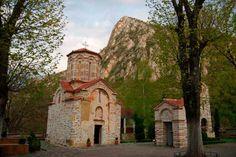 Matka monastery, Serbia