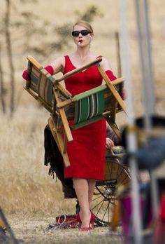 Kate Winslet, The Dressmaker, 2015