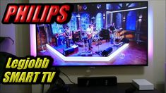 Legjobb SMART TV PHILIPS 55PUS7354 ! Legjobban vasarolt SMART TV PHILIPS... Smart Tv, Videos, Youtube, Youtubers, Youtube Movies