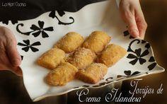 La Mari Cocina: Torrijas de crema irlandesa