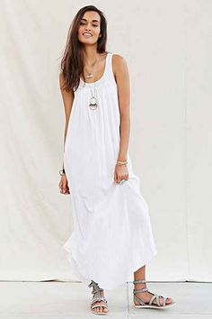 Truly Madly Deeply Graphic High/Low T-Shirt Dress - Urban Outfitters