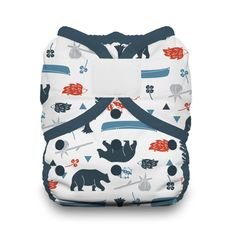 Thirsties Duo Wrap - Diaper Cover - New Style Aplix