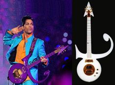 THE UNIQUE GUITAR BLOG: Prince's Guitars