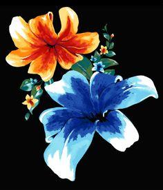 Sizzling samba florals.  #whbm