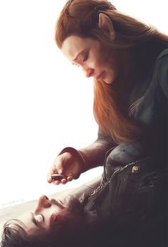 Kili and Tauriel: A Promise by Kc-Eazyworld                                                                                                                                                     Mehr