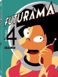 Amazon.com: Futurama: Volume 4: Billy West, Katey Sagal, John DiMaggio, Tress MacNeille, Phil LaMarr, Maurice LaMarche, Lauren Tom, David Herman, Matt Groening: Movies & TV