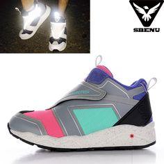 (SBENU) B(VT)-005 TH VELCRO TECH Men Women Sneaker Running Elevator Shoes AOA IU #SBENUhellobincom #RunningFashionSneakerShoes