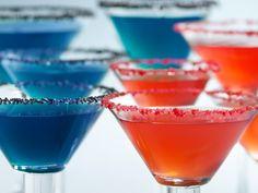 Patriotic Margaritas #4thofJuly