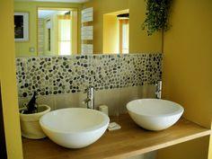 galet salle de bain