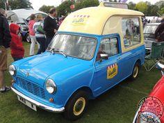 When it comes to #ModifiedMiniMonday motors, they don't come much cooler (see what I did there) than an Mini Ice Cream Van! #mini #Minifamily #minicooper #classicmini #miniworld #minirun #oldmini #minis #minilife #miniforever #minilove #miniclubman #mini1275gt #miniclubby #minipickup #minivan #commercialmini #minipup #moke #minimoke #miniscamp #minijem #minimarcos #minigt #minicabriolet #miniconvertible #roverminicooper #austinmini #morrismini Rover Mini Cooper, Mini Cooper Clubman, Mini Coopers, Mini Cooper Classic, Classic Mini, Classic Cars, Mobile Kiosk, Food Vans, Ice Cream Van